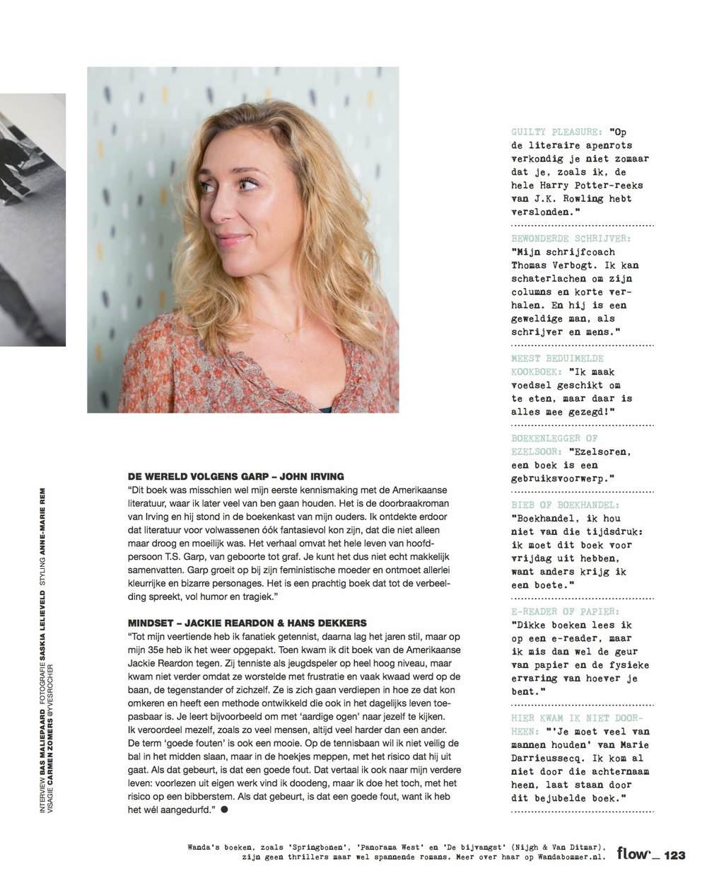 14c4fea41df Flow Magazine - April 2018