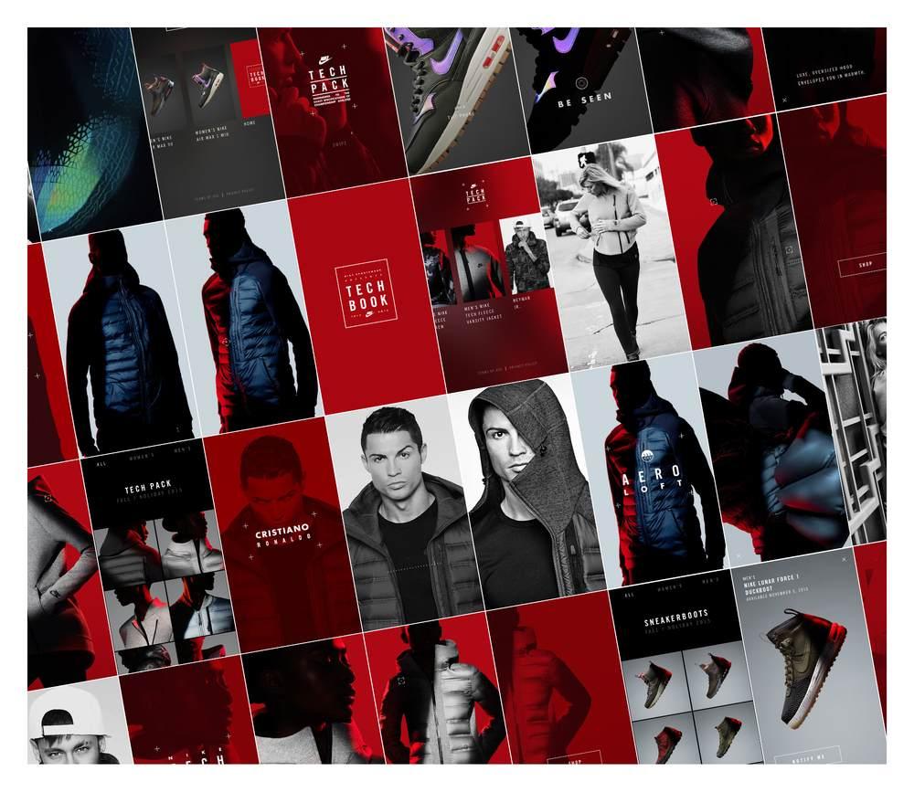 Nike Tech Book - Matthew Anderson ad3f2b2ce087