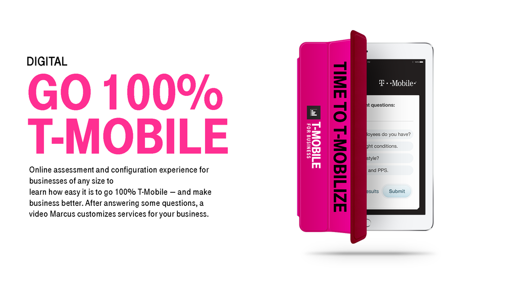 T-Mobile For Business - Efrain Laboy