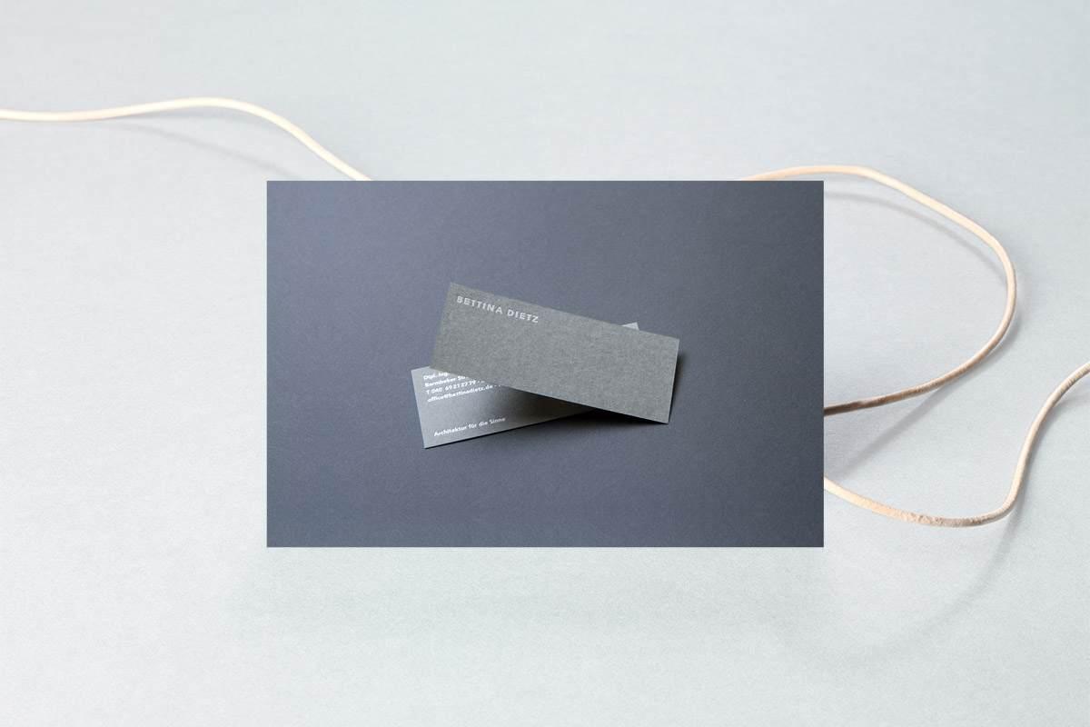 Portfolio Corporate Design Carte Blanche Design Studio