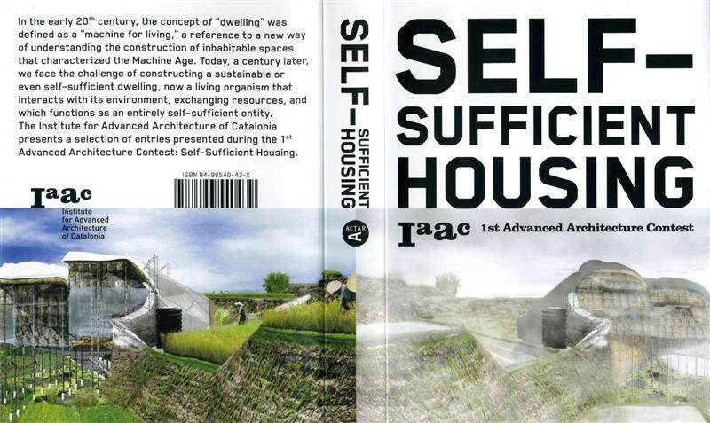 Self Sufficient Housing Book - Leonardo Novelo